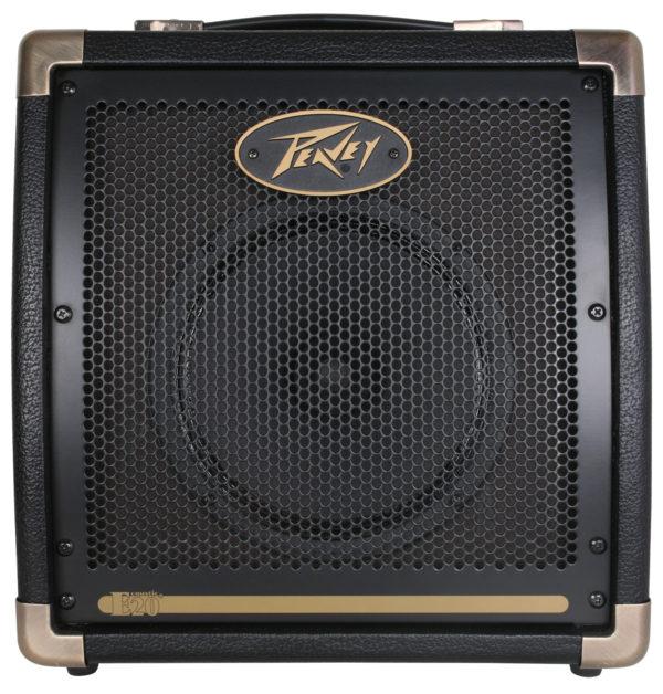 peavy amplificador para guitarra acustica de 20w