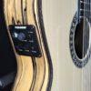 Prudencio Saez 3-FL Oval Flamenco Electroacoustic