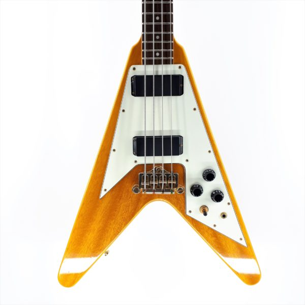 epiphone flying v bass made in korea heavy