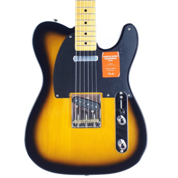Fender Telecaster Traditional Series Japan 2017
