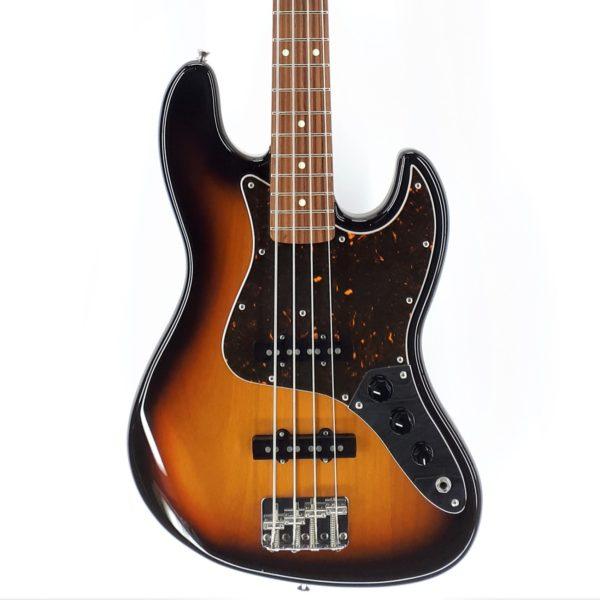 exclusivo mercado japones Fender Jazz Bass Japan JB62M Escala Media 2012