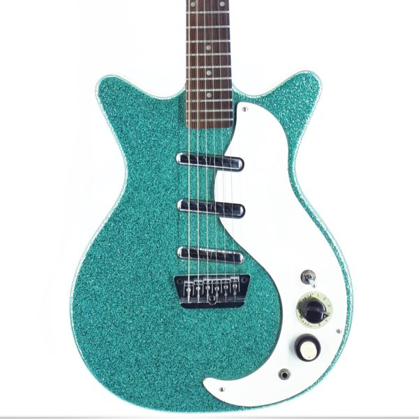 danelectro made in korea with 3 liptsick pickups