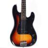 fender precision bass sunburst japan 90s