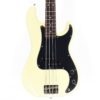 fender precision bass made in japan white