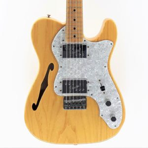 tn72 Fender Telecaster Thinline TN72 Japan 2011