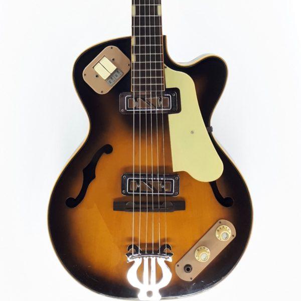 teisco japan guitar