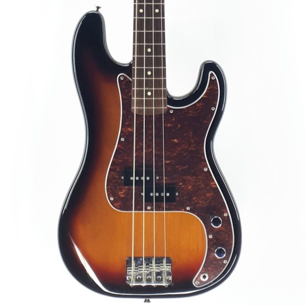 Fender Precision Bass Japan PB62-65 3TS 2007