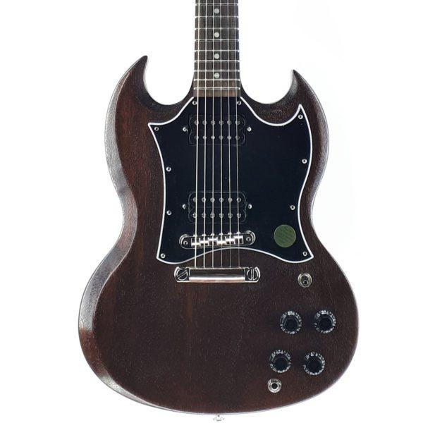 Gibson SG 2017 Worn Brown
