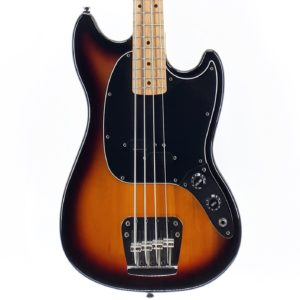 Squier by Fender Vintage Modified Mustang bass 2011