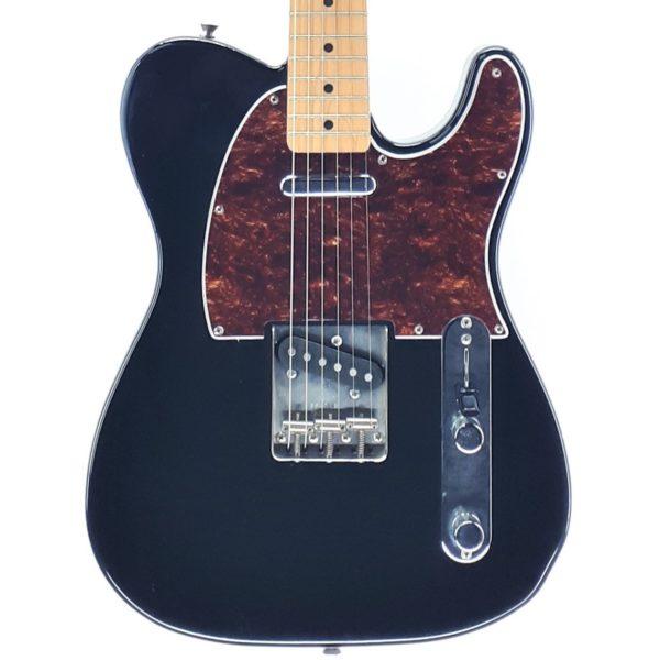 telecaster black made in japan standard 2014
