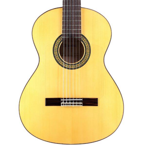 alhambra 3f flamenco guitar shop barcelona