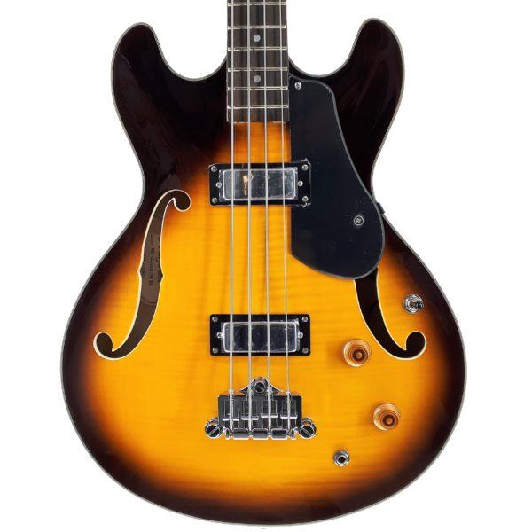 aria pro ii bass classic tab series hollow body guitar shop barcelona