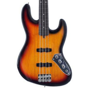 Bacchus Jazz Bass Fretless WJB-1R-FL bajo fretless