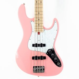 Bacchus Jazz Bass WJB-330M PNK