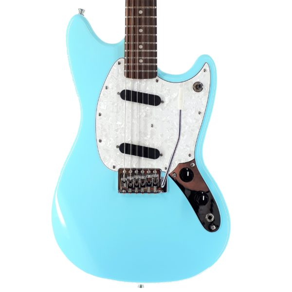 Bacchus Mustang BMS-1R Clear Blue