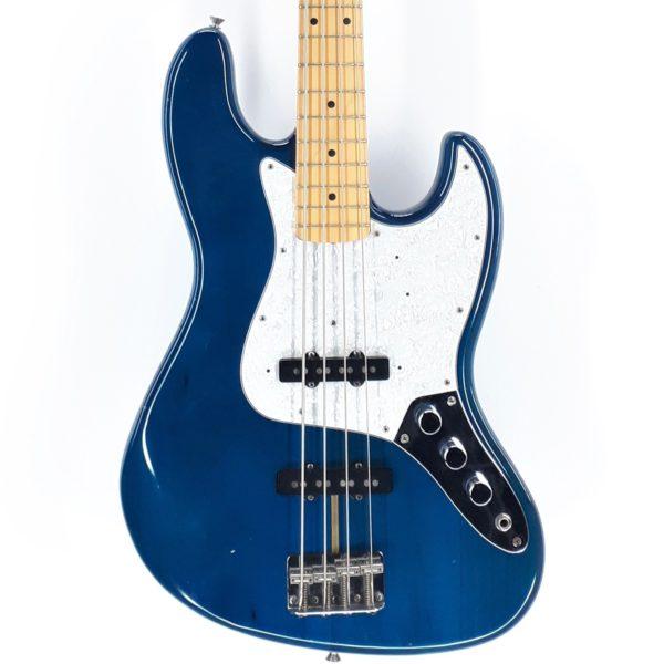 jazz bass blue japan jb62 std japan