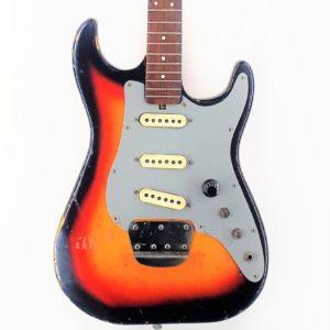 Delfos Electra Jazz Stratocaster 60s