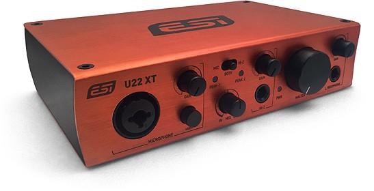 ESI UX22XT Audio Interface