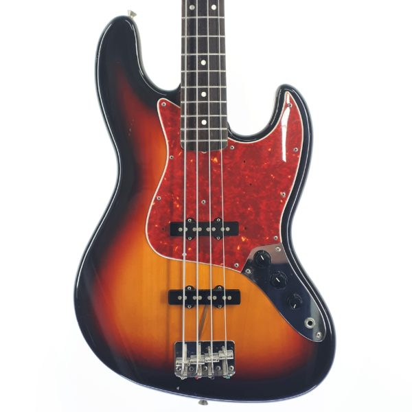fender jazz bass japan jb62 1998