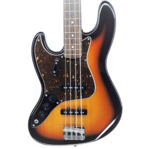 fender jazz bass lefty jb62 lh 1995 japan