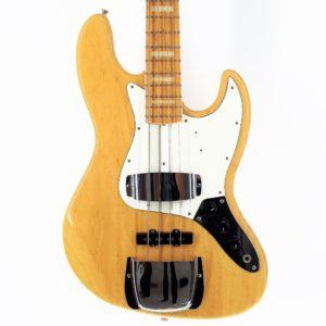 Fender Jazz Bass Japan JB75 NAT 1999 Guitar Shop Barcelona (2)