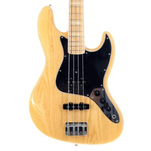 fender jazz bass jb75 japan 2002 natural