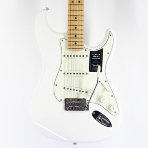 fender player series stratocaster wh
