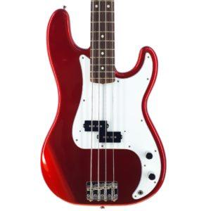 Fender Precision Bass Japan PB-STD red 2010