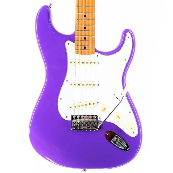 Fender Stratocaster Jimi Hendrix UVT signature