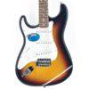 Fender Stratocaster SB ZURDA MZ7256851 (2) made in mexico