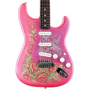 Fender Stratocaster Traditional 60s Pink Paisley Japan 2017