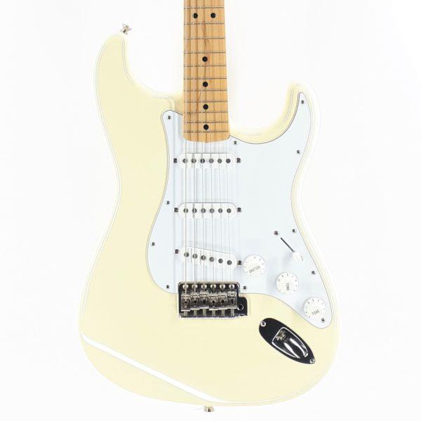 Fender Stratocaster WH 70s white