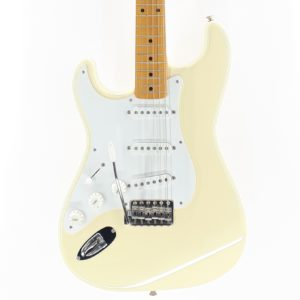 fender stratocaster made in japan for left handed in white