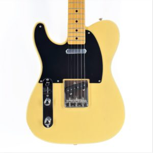 fender telecaster zurdos made in japan reedicion 52