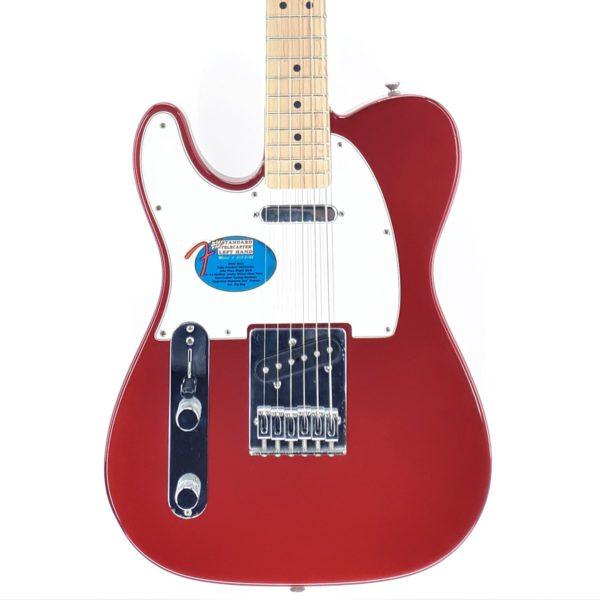 Fender Telecaster Standard Mexico LH 2007 cheap guitar