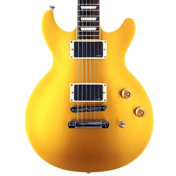 Gibson Les Paul DC Gold Top 2009