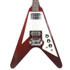 greco flying v bass 70s made in japan vintage