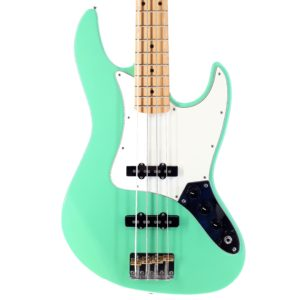 greco jazz bass japan wjb std made in japan green