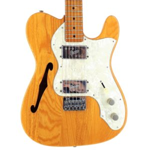 Greco Telecaster Thinline Japan TE-500N 1973