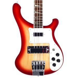 Monogram Bass Rickenbacker 4003 replica