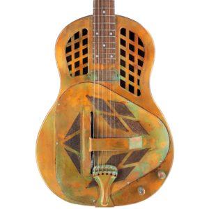 Nashville Tricone Classic Resonator Relic