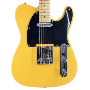 telecaster tc80 butterscotch - guitar shop barcelona
