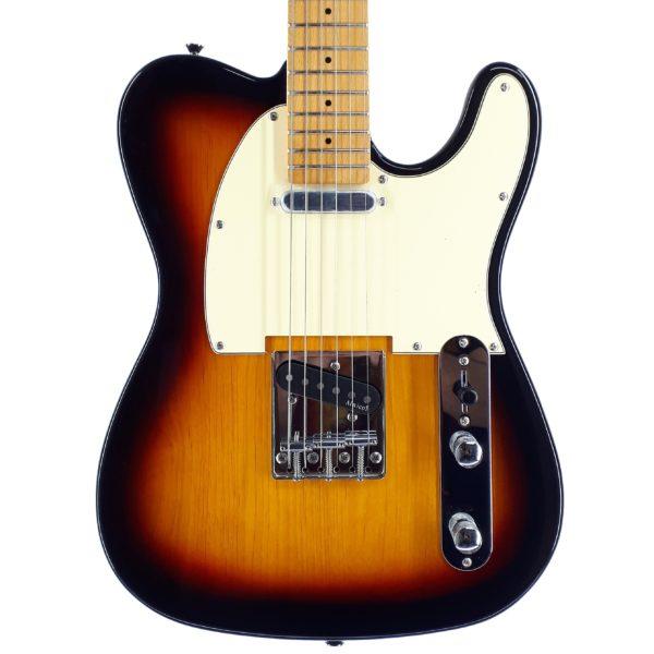 prodiè telecaster tc80 sunburst guitar shop barcelona