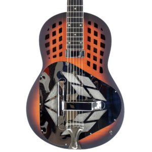 Republic Tricone 214 Resonator Amplificado