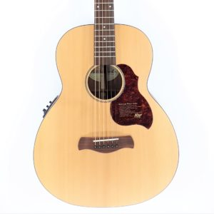 richwood baritone guitar electroacoustic