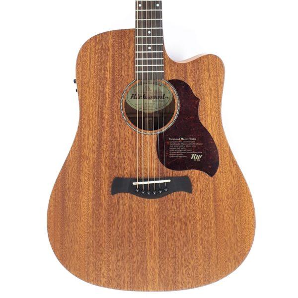 richwood acustica d50-ce best seller tapa maciza