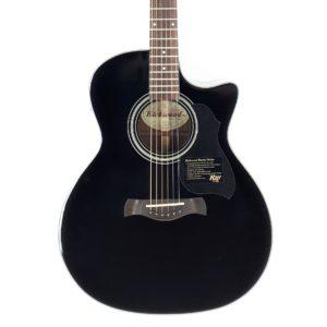 richwood g40-ce bk electroacustica best seller guitarra barata