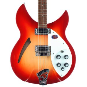 rickenbacker 330 fireglo 2016 made in usa