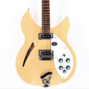 rickenbacker beatles 330 maple glo made in usa