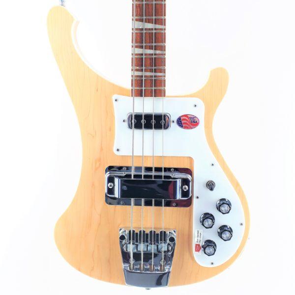 Rickenbacker Bass 4003 Mapleglo 2015